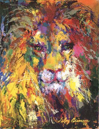 Lion by LeRoy Neiman