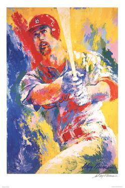 Mark McGwire by LeRoy Neiman