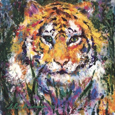 Tiger by LeRoy Neiman