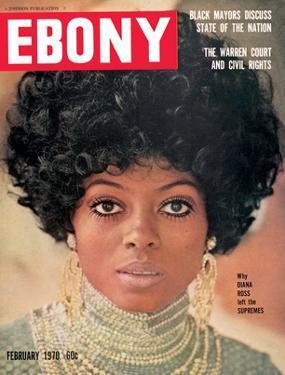 Ebony February 1970 by Leroy Patton