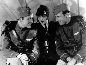 "Les Ailes WINGS by WilliamWellman with Richard Arlen, Clara Bow and Charles ""Buddy"" Rogers., 1927 ("