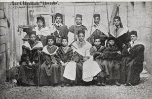 Les Alallah Ursols. (Troupe marocaine)