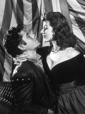 Les Amours by Carmen THE LOVES OF CARMEN by CharlesVidor with Glenn Ford and Rita Hayworth, 1948 (b