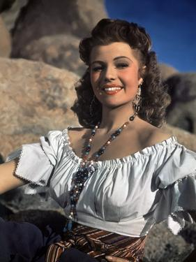 Les Amours by Carmen THE LOVES OF CARMEN by CharlesVidor with Rita Hayworth, 1948 (photo)