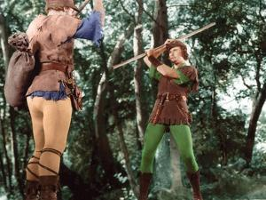 Les aventures by Robin des Bois The Adventures of Robin Hood by Michael Curtiz and William Keighley