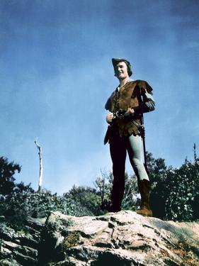 Les aventures by Robin des Bois The Adventures of Robin Hood by MichaelCurtiz and WilliamKeighley w