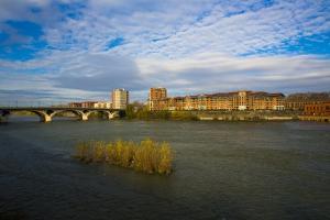 Les Bords De Garonne (Toulouse - France)