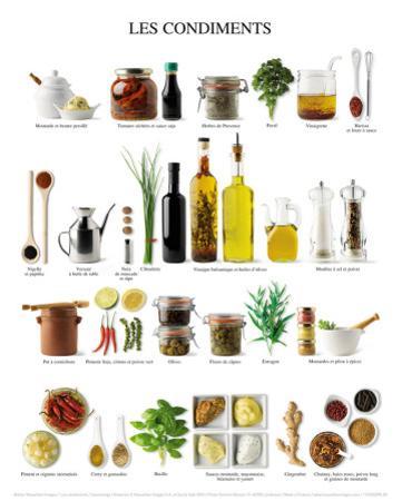 Les Condiments