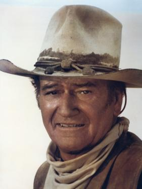 Les Cow Boys by MarkRydell with John Wayne, 1972 (photo)