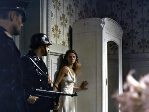 Les Damnes by Luchino Visconti with Charlotte Rampling, 1969 (photo)
