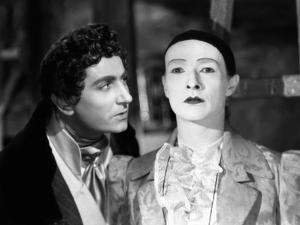 LES ENFANTS DU PARADIS directed by MarcelCarne with Pierre Brasseur and Jean-Louis Barrault, 1944 (