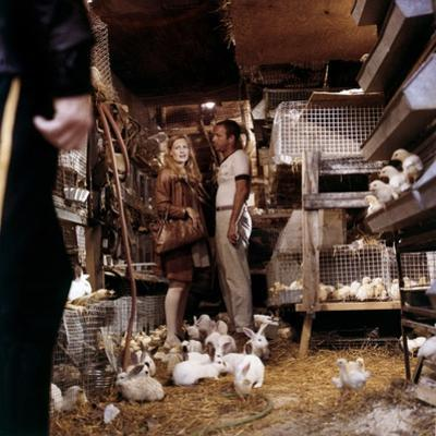 Les Gens by la pluie THE RAIN PEOPLE by Francis Ford Coppola with Shirley Knight and James Caan, 19