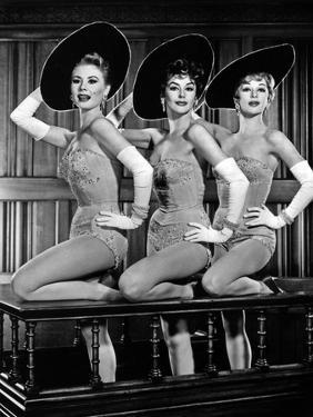 Les Girls, De George Cukor Avec Mitzi Gaynor, Kay Kendall, Taina Elg, 1957