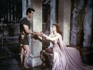 Les Gladiateurs (Demetrius and the Gladiators) by DelmerDaves with Victor Mature and Susan Hayward,