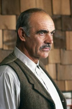 Les incorruptibles The untouchables by BrianDePalma with Sean Connery, 1987 (photo)