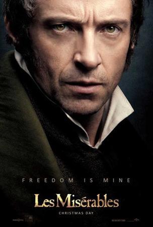 Les Miserables, Hugh Jackman