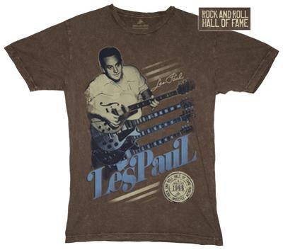 Les Paul - Rock and Roll Hall of Fame