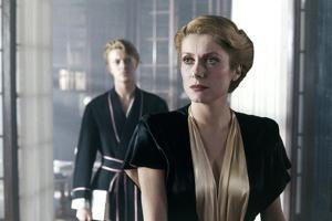 Les predateurs, HUNGER, by Tony Scott with Catherine Deneuve (costume par Yves Saint Laurent) and D