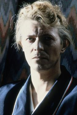 Les predateurs HUNGER, by Tony Scott with David Bowie, 1983 (photo)