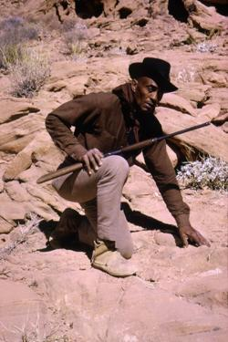 Les Professionnels THE PROFESSIONALS by Richard Brooks with Woody Stroder, 1966 (photo)