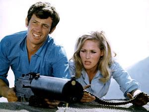 LES TRIBULATIONS D'UN CHINOIS EN CHINE, 1965 by PHILIPPE by BROCA Jean-Paul Belmondo and Ursula And