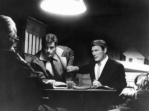 Les Tueurs by San Francisco (Once a Thief) by Ralph Nelson with Alain Delon and Jack Palance, 1965