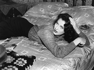 Les tueurs The killers A Man Alone by Robert Siodmak with Ava Gardner, 1946 (d'apres Ernest Hemingw