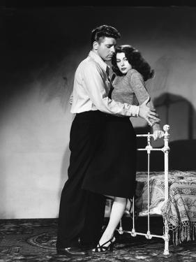Les tueurs The killers A Man Alone by Robert Siodmak with Burt Lancaster and Ava Gardner, 1946 (d'a