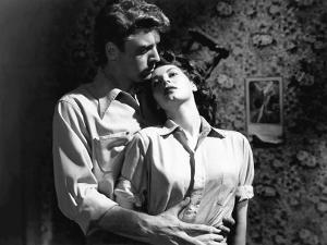Les tueurs The killers A Man Alone by Robert Siodmak with Burt Lancaster, Ava Gardner, 1946 (d'apre
