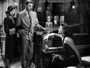 Les tueurs The killers A Man Alone by Robert Siodmak with Virginia Christine, Burt Lancaster, Ava G