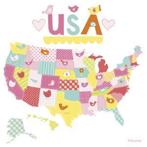 Birdie USA by Lesley Grainger