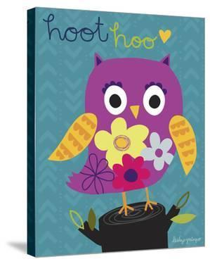 Hoot Hoo by Lesley Grainger