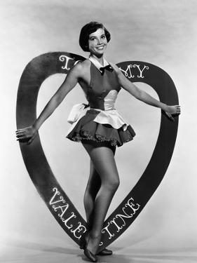 Leslie Caron, Mgm Valentine's Day Pin-Up, Early 1950s