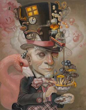 Mad Hatter by Leslie Ditto