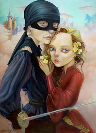 Princess Bride by Leslie Ditto