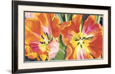 Two Parrot Tulips