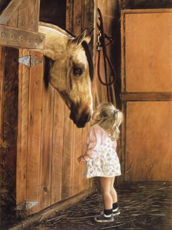 Little Visitor by Leslie Harrison