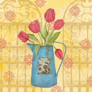 Garden Gift II by Leslie Mark