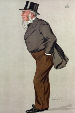 An Irish Lawyer, from 'Vanity Fair', 14th September 1890