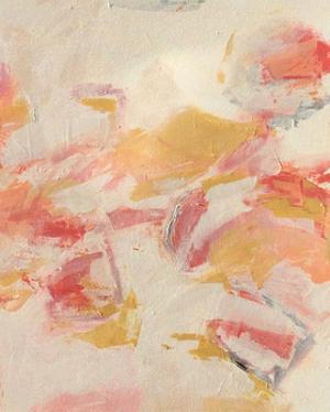Spring Blossoms I by Leslie Saeta