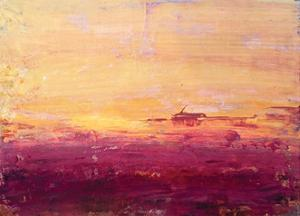Sunset by Leslie Saeta