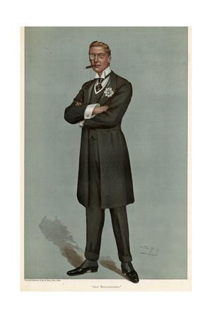Austen Chamberlain, 1899