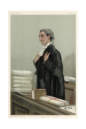 Lawyer, Rufus Isaacs