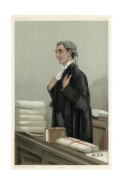 Lawyer, Rufus Isaacs by Leslie Ward
