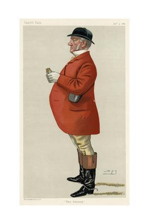 Mordaunt Fenwick Bisset, Vanity Fair