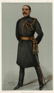 Sir Edward Willis Duncan Ward by Leslie Ward