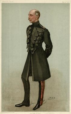 Teck, Prince, V Fair 1902 by Leslie Ward