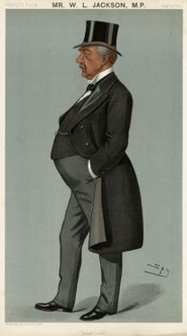 William Jackson, 1st Baron Allerton by Leslie Ward