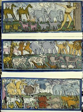 Noah's Ark by Leslie Xuereb