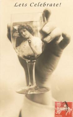 Let's Celebrate, Girl in Glass